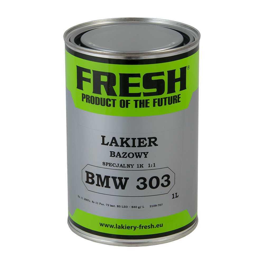 Lakier Bazowy BMW 303