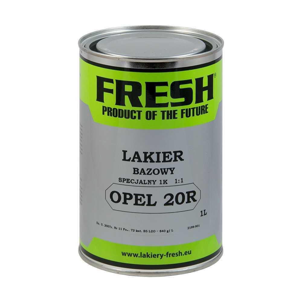 Lakier Bazowy Opel 20R