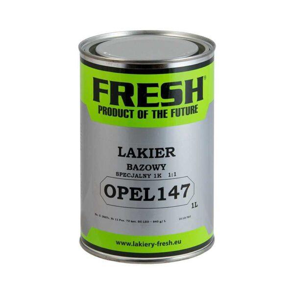 Lakier Bazowy Opel147