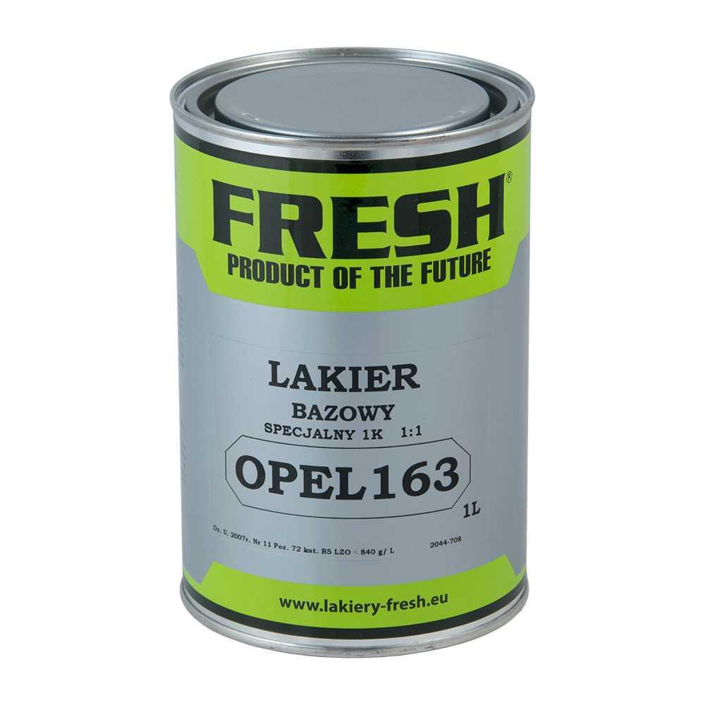 Lakier Bazowy Opel163