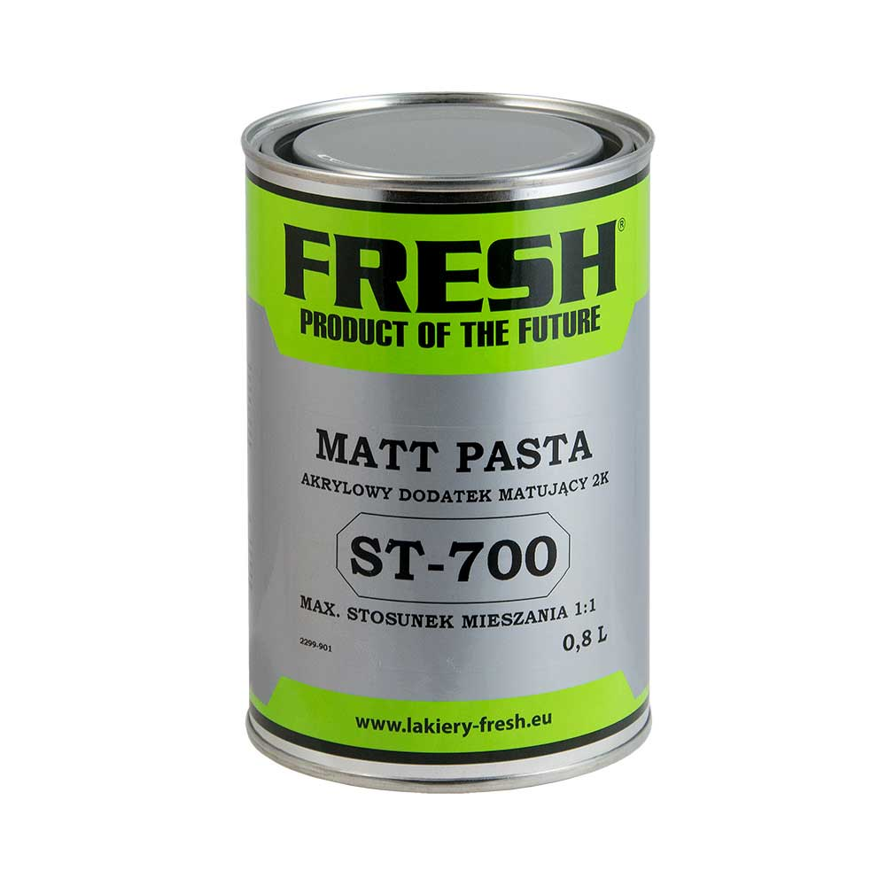Matt pasta akrylowy dodatek matujący ST-700