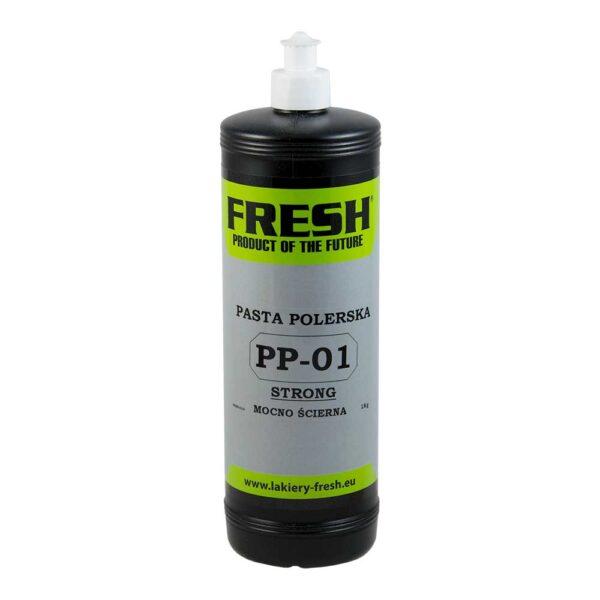Pasta Polerska - PP-01 Strong Mocno Ścierna