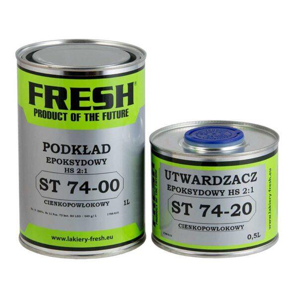 Podkład epoksydowy ST 74-00 cienkopowłokowy