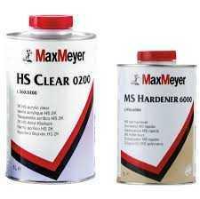 MaxMeyer lakier bezbarwny HS Clear 0200