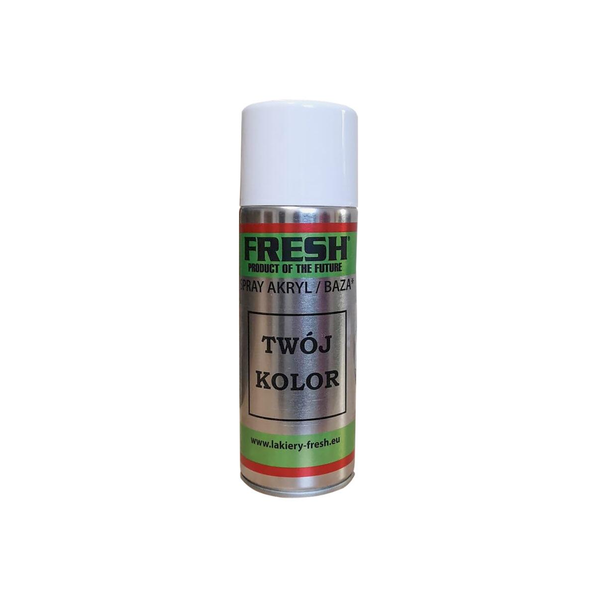 Spray bazowy Czysta Złota Perła 400ml - Xyralic