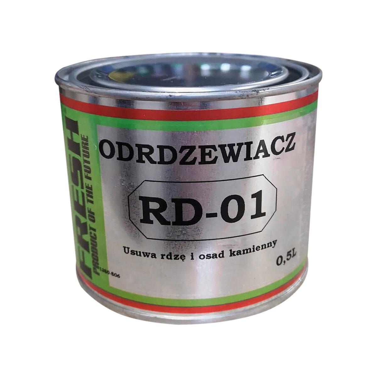 FRESH Odrdzewiacz RD-01 0,5L