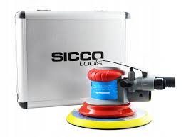 Szlifierka oscylacyjna pneumatyczna SICCO - Skok 5