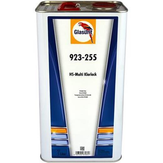 Lakier Bezbarwny GLASURIT 923-255 5L + 929-91 2,5L