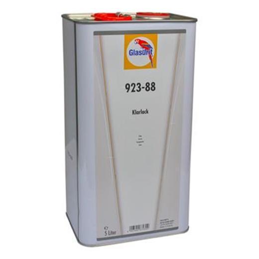 Lakier Bezbarwny GLASURIT 923-88 5L + 929-88 2,5L